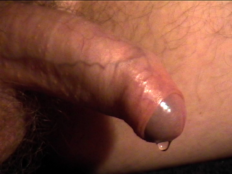 Looks Pregnant from pre cum handjob yummy big